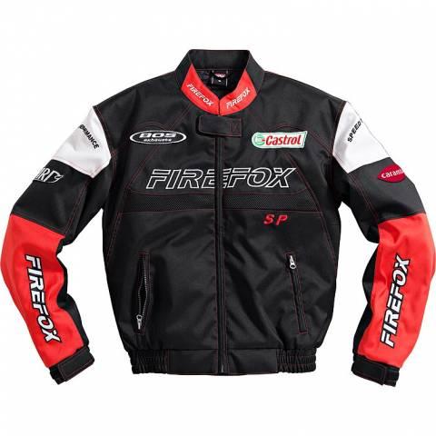 FIREFOX textilní bunda na motorku
