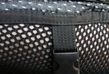 Crossová košile Speed II - chránič hrudníku na moto nebo ATV