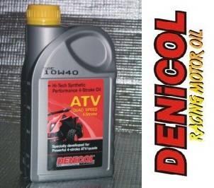 DENICOL ATV QUAD 4T 10W40 Hi-tech syntetický olej pro čtyřkolky čtyřdobé motory