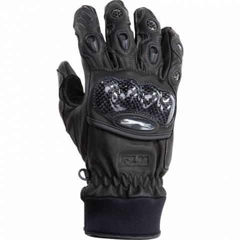 FLM BE COOL 2 rukavice na motorku s carbonovým chráničem
