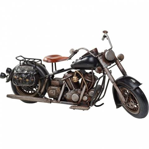 Model motocyklu chopper 42 cm