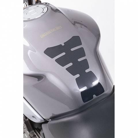 TANK PAD carbon vzhled - XL