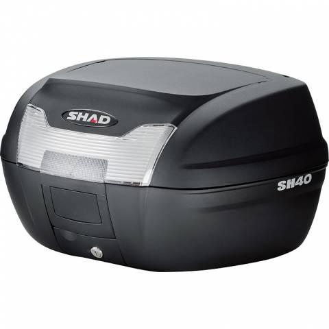 Shad Topcase SH 40 kufr na motorku nebo skútr černý nelakovaný