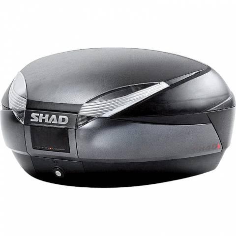 Shad Topcase SH 48 kufr na motorku nebo skútr černý nelakovaný