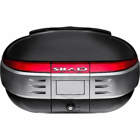 Shad Topcase SH 50 kufr na motorku nebo skútr černý nelakovaný