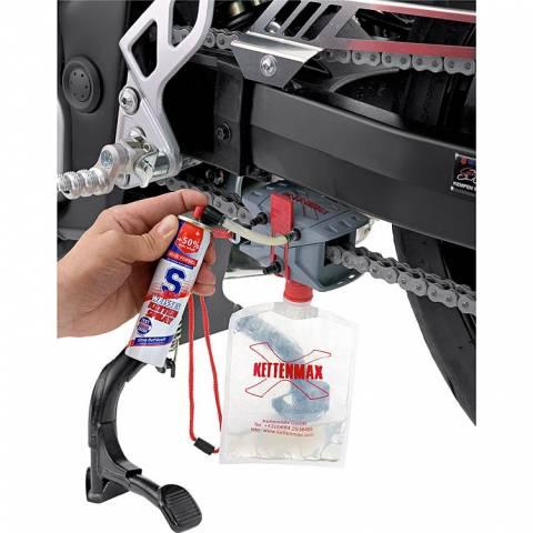 Dárkový set Kettenmax pro čištění a mazání na řetěz motocyklu