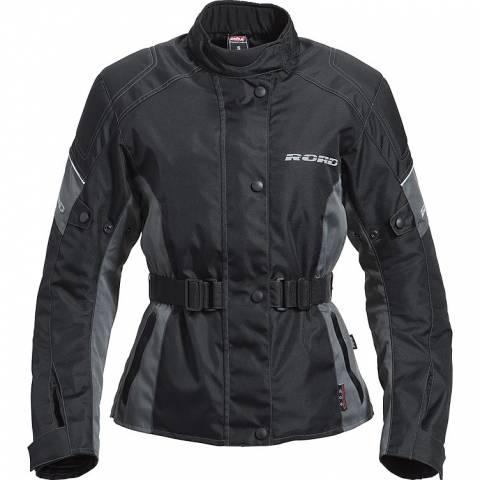 Road touring II - textilní bunda na motorku nebo čtyřkolku dámská