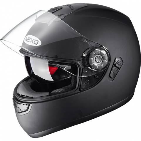 Nexo Laguna helma na motorku se sluneční clonou