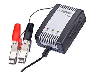 Nabíječka baterií H TRONIC Compact AL 800 i pro gelové akumulátory