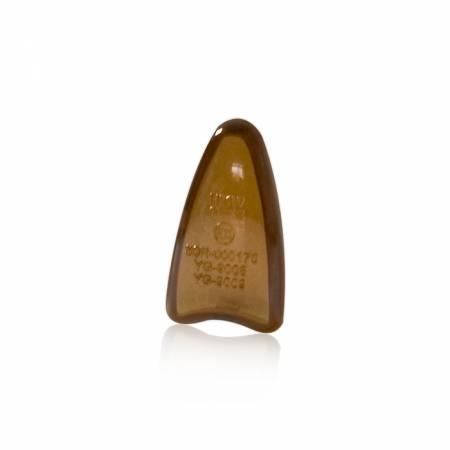 Kouřové náhradní sklíčko pro Arrow mini blinkr 12V na motorku