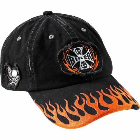 Hellfire kšiltovka baseballová čepice