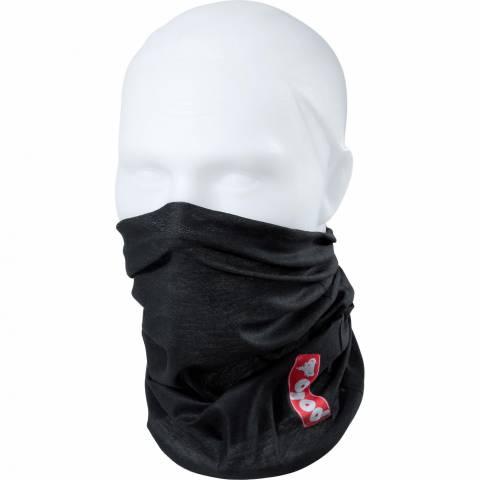Multifunkční šátek černá