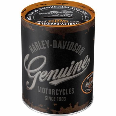 Pokladnička Harley Davidson se žvýkačkymi