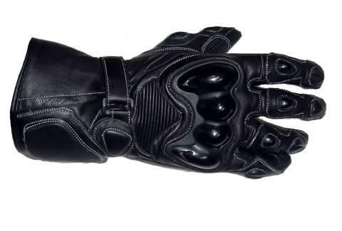 Diablo Moto kožené rukavice na motorku s chráničem kloubů