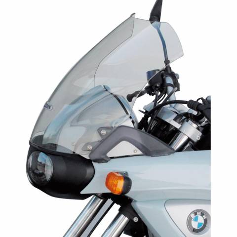 Turistické plexi na moto BMW F 650 CS Scarver