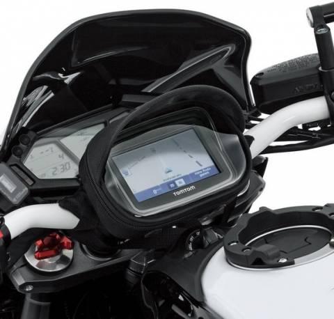 Qbag textilní taška držák na navigaci na řidítka 9eb761c53e