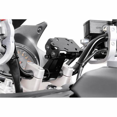 Držák GPS navigace na motocykl s objímkou 22 mm