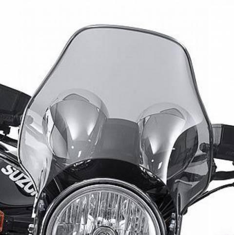 Puig plexi štít CS1 na motorku BMW, Honda, Kawasaki, Suzuki, Ducati, Yamaha, Triumph