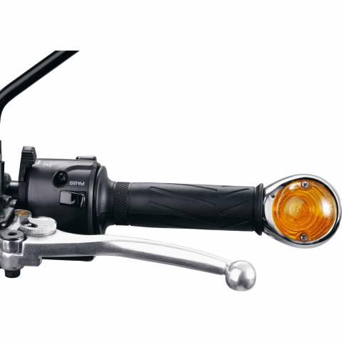 Blinkr směrovka na motorku do řidítek