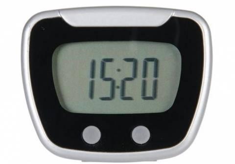 Digitální hodiny a teploměr na motorku - NOVINKA