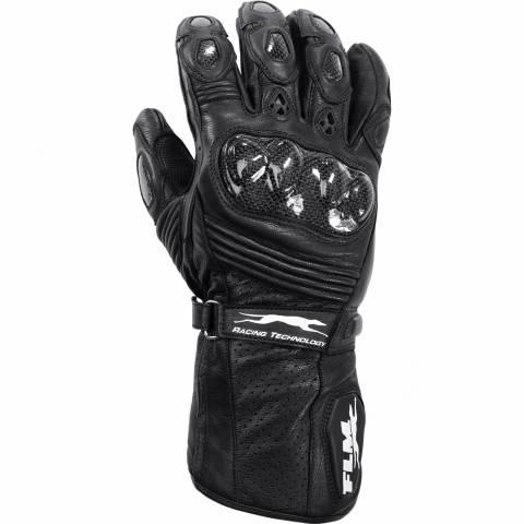 FLM GP-Zero kožené rukavice na motorku