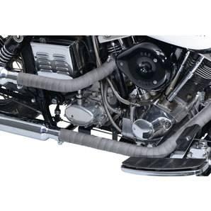 Omotávka výfuku tepelná izolace pro motorky