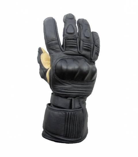 Diablo Moto kožené rukavice na motorku s chrániči