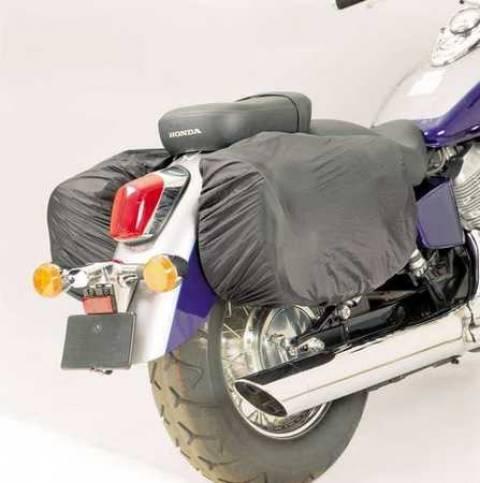 Moto pláštěnka pro kožené brašny na motorku