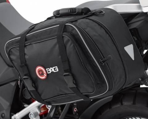 269a5c640e QBag boční textilní brašny na motorku nastavitelné 2 x 30 l