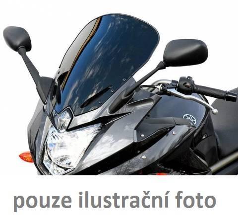 Turistické plexi Kawasaki Z 750 R černé tonované
