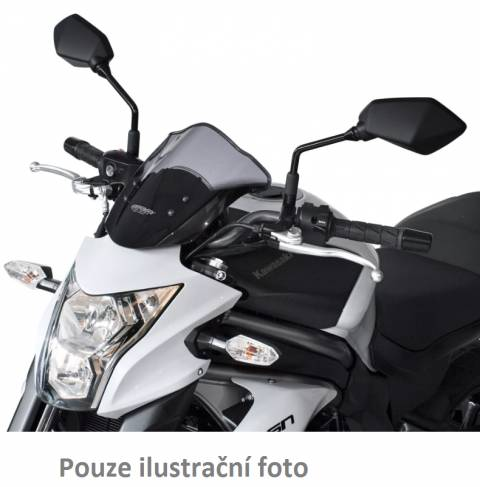 Turistické plexi Kawasaki Z 750 R lehce tonované