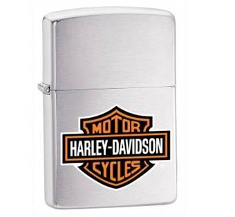ZIPPO Harley-Davidson® - benzínový zapalovač - Možnost rytí
