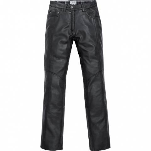 Dámské kožené kalhoty z kozí kůže na moto Spirit NOVINKA 2017