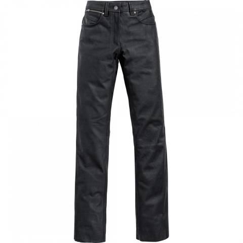 Dámské klasické kožené kalhoty na moto Spirit