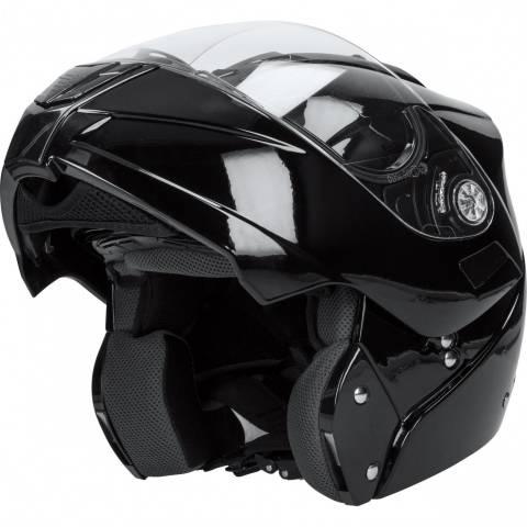 Výklopná helma Nexo černá TOP produkt