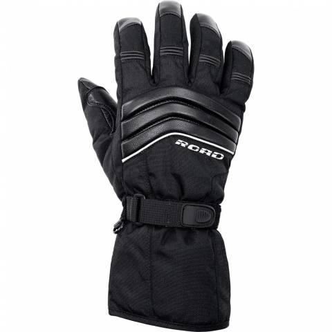 Road rukavice na moto černá NOVINKA 2017