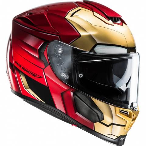 Integrální helma HJC RPHA 70 IRON MAN MC-1