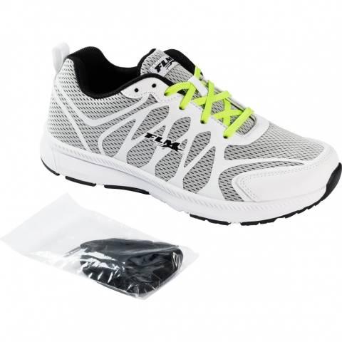 FLM sportovní boty pro volný čas bílá 05ad1c55d5